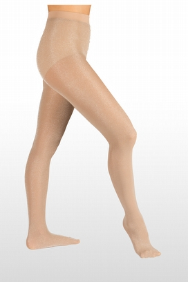 buy online store Skating FOOTED TIGHTS WITH LUREX 40 DEN
