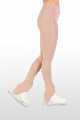 buy online store Skating OVER THE HEEL TIGHTS 100 DEN